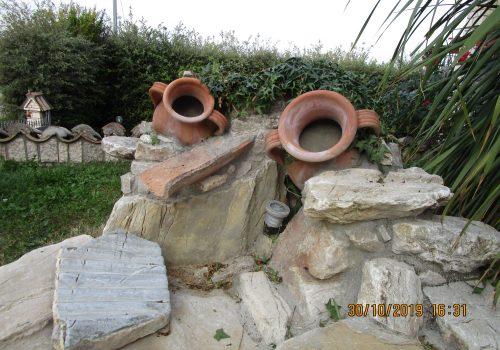 Giardino Privato: fontane